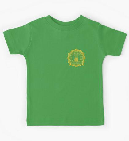 Pineapple Brigade (Badge Style) Kids Tee