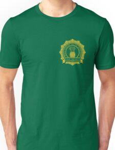 Pineapple Brigade (Badge Style) Unisex T-Shirt