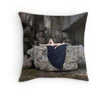 Seacombe No.10 Throw Pillow