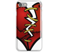 Stitched Heart iPhone Case/Skin