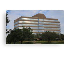 Office Building, Fairfax VA Canvas Print