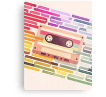 Tale of the Tape Metal Print