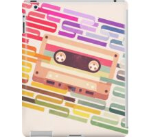 Tale of the Tape iPad Case/Skin