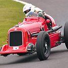 Vintage MG #8 by Kit347