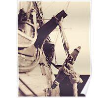 Ship A Poster
