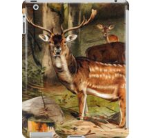 Deer in the Forest iPad Case/Skin