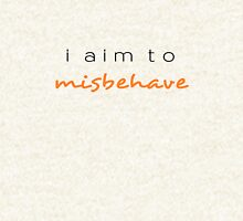 Aim to Misbehave Pullover