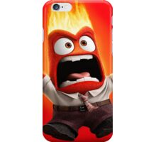 INSIDE OUT - Anger 01 iPhone Case/Skin
