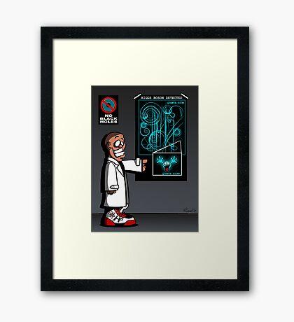 Mass Effect Too! Framed Print