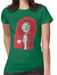 red rum Womens Fitted T-Shirt
