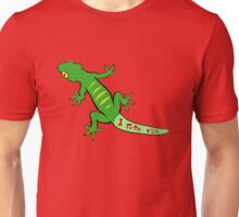 Gecko Coupon (One Free Tail) Unisex T-Shirt