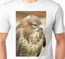 Common Buzzard (Buteo buteo) Unisex T-Shirt