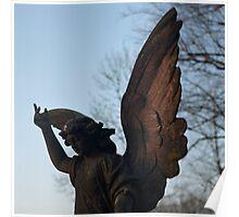 Angel azure Poster