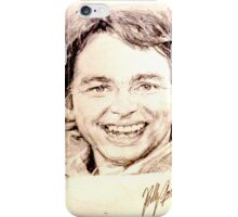 John Ritter iPhone Case/Skin