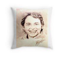 John Ritter Throw Pillow