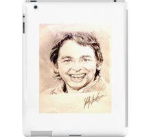 John Ritter iPad Case/Skin