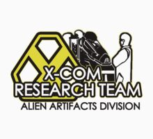 X-Com Research Team by CharmerPantsOff