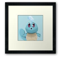 Blowin' Bubbles Framed Print