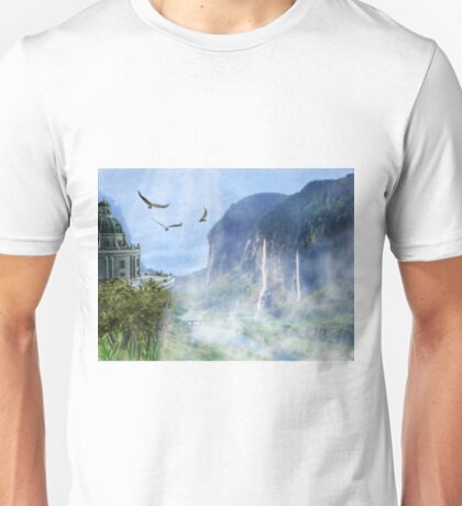 The Last Homely House East of the Sea Unisex T-Shirt