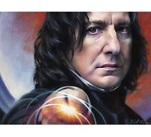 Snape, Defense Against The Dark Arts Photographic Print