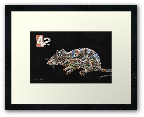 42 by Mark Skay