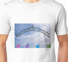 Bathing Pool Sign Penzance Unisex T-Shirt