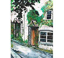 Vineyard Street 2 Photographic Print