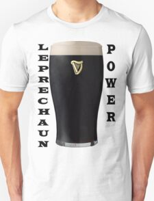 LEPRECHAUN POWER JUICE!! T-Shirt