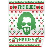 The Dudes Christmas Poster
