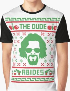 The Dudes Christmas Graphic T-Shirt