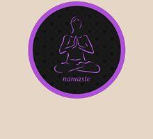 Yoga Namaste Calmness Unisex T-Shirt