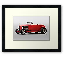 1932 Ford Roadster 'Hemi-Rod' II Framed Print