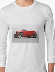 1932 Ford Roadster 'Hemi-Rod' II Long Sleeve T-Shirt