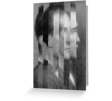 Marcel Duchamp. Greeting Card