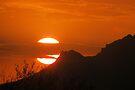 Sunset Splendor  by Kimberly Chadwick