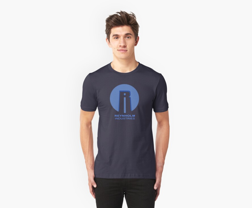 Reynholm Industries (dark apparel) by synaptyx