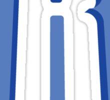 Reynholm Industries (dark apparel) Sticker