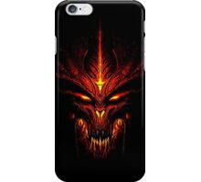 Evil Fire Dragon Design iPhone Case/Skin
