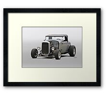 1932 Ford Roadster 'Gray Wolf' II Framed Print