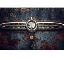 Buick trunk badge Photographic Print