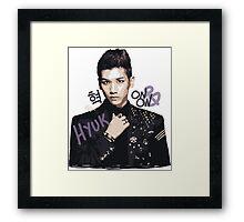 VIXX - Hyuk Framed Print