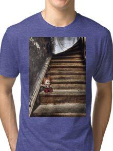 TRASH DOLL Tri-blend T-Shirt