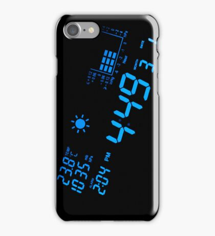 Abstract iPhone case time iPhone Case/Skin