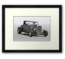 1932 Ford Roadster 'Gray Wolf' I Framed Print
