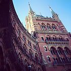 St. Pancras Grand Hotel by Robert Steadman