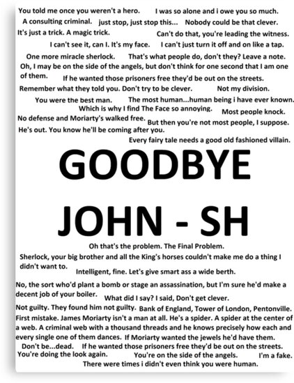 Sherlock Quotes by ExplosiveWinter