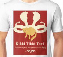 Rikki Tikki Tavi Unisex T-Shirt