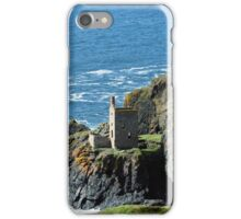 Botallack Crown Engine Houses Cornwall iPhone Case/Skin