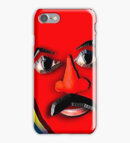 REDD MANN iPhone Case/Skin