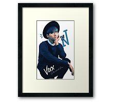 VIXX - N Framed Print